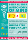 Peter Hübner - EQ x IQ - Cosmic Education Program: Astronomy of Mind